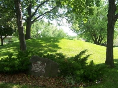 The Outlet Mound Photo, Click for full size