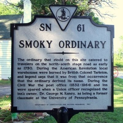 Smoky Ordinary Marker image. Click for full size.