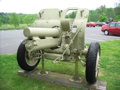 Front View of the Howitzer image. Click for full size.