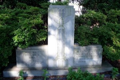 Brunswick County War Memorial. image. Click for full size.