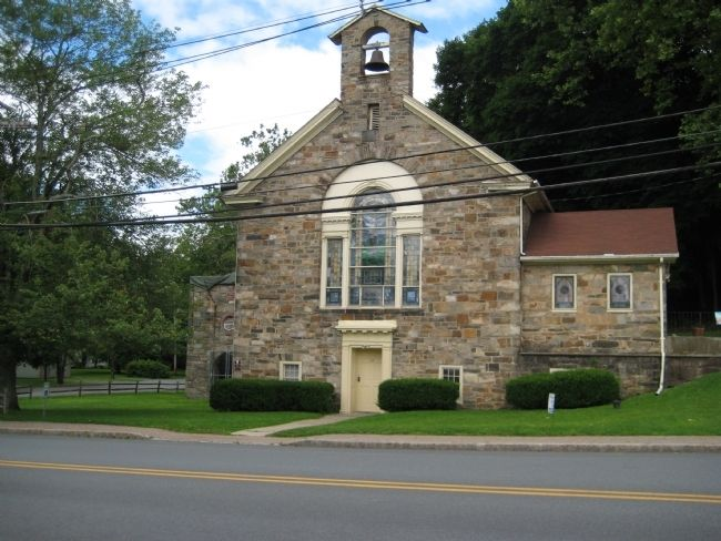 Colonial Methodist Church image. Click for full size.