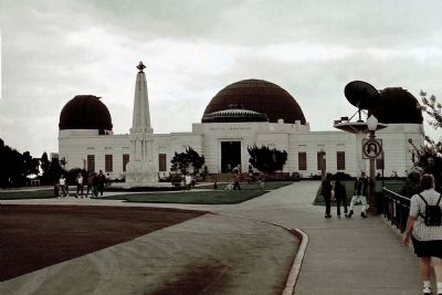 Griffith Observatory image. Click for full size.