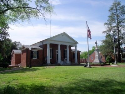 Nottoway County Court House. image. Click for full size.