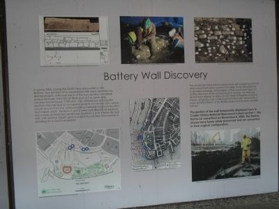 Battery Wall Discovery Marker image. Click for full size.