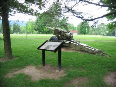 Marker and Howitzer image. Click for full size.