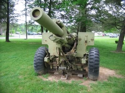 Front of the Howitzer image. Click for full size.