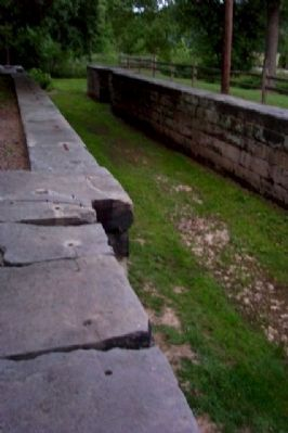 Hocking Canal Lock 19 image. Click for full size.