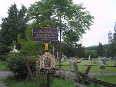 Marker in Port Jervis image. Click for full size.