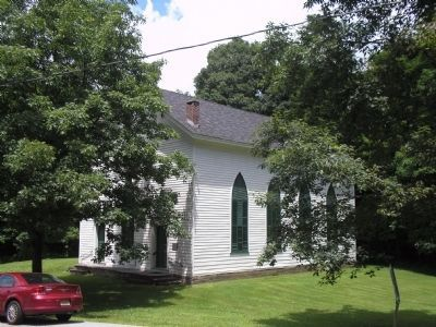 Historic Old Clove Church image. Click for full size.