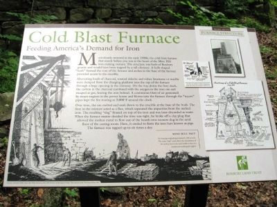 Cold Blast Furnace image. Click for full size.