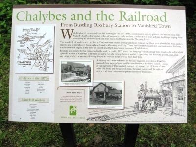 Chalybes and the Railroad image. Click for full size.