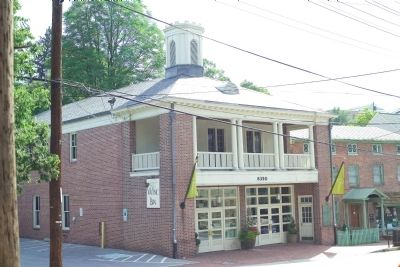 Ellicott City Volunteer Fire Department Building image. Click for full size.