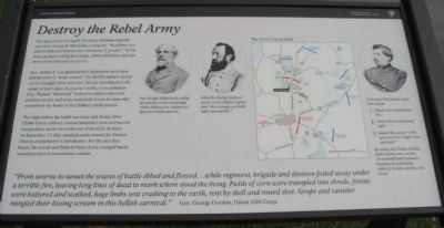Destroy the Rebel Army Marker image. Click for full size.