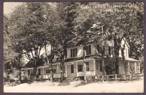 Postcard of Avery Hotel image. Click for full size.