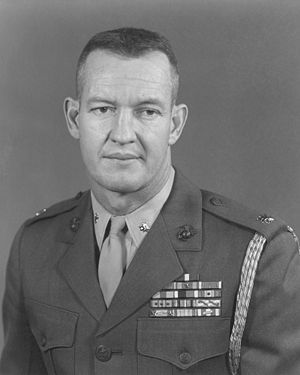 LtCol William Groom Leftwich, Jr., USMC Photo, Click for full size