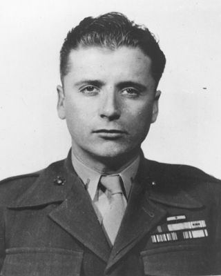 First Lieutenant Frank N. Mitchell image. Click for full size.