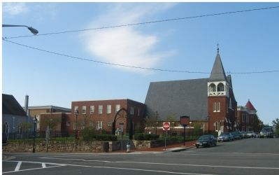 Fredericksburg United Methodist Church image. Click for full size.