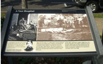 A Vast Hospital Marker image. Click for full size.