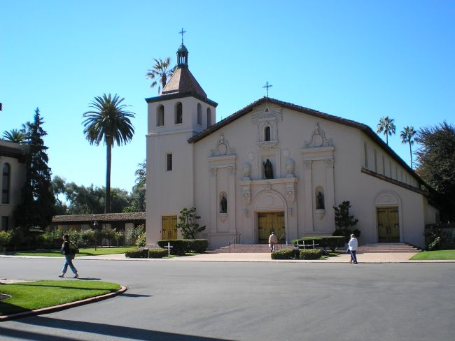 Mission Santa Clara of Assisi (5th Church Building to be constructed) image. Click for full size.