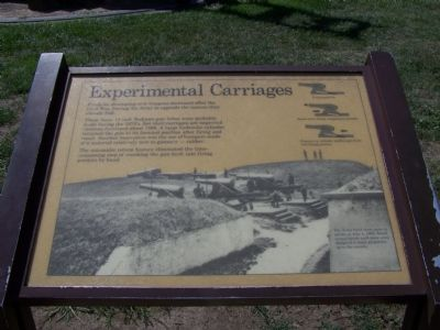 Experimental Carriages Marker image. Click for full size.