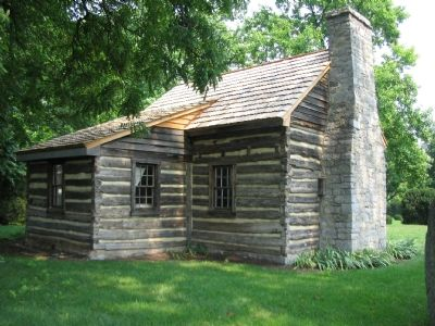 Log Cabin image. Click for full size.