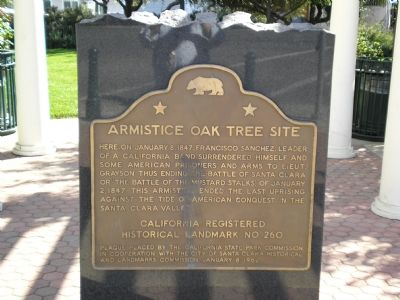 State Historic Landmark 260-1 Photo, Click for full size