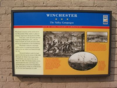 Winchester Marker Photo, Click for full size