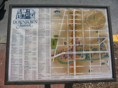 Downtown Frederick image. Click for full size.