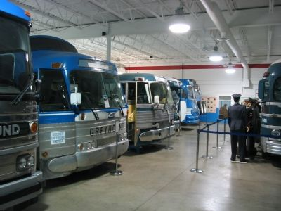 Buses on Display image. Click for full size.