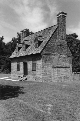 Lynnhaven House, c.1976 image. Click for full size.