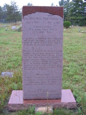 Cemetery Marker Photo, Click for full size