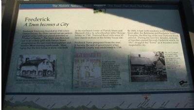 Frederick Marker Photo, Click for full size