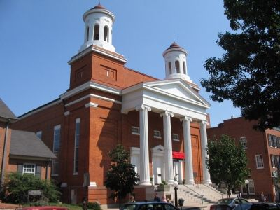 Greek Revival Church Building image. Click for full size.