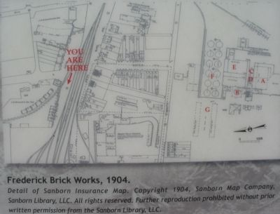 Map of Brickworks image. Click for full size.
