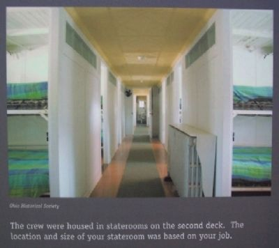 Snyder Stateroom Photo on Marker image. Click for full size.