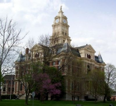 Union County Courthouse image. Click for full size.