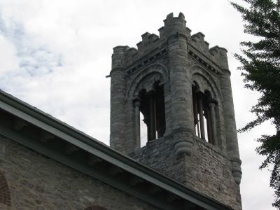 Church Tower image. Click for full size.