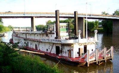 Towboat W.P. Snyder Jr. image. Click for full size.