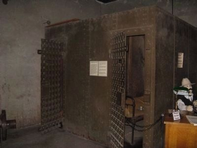 Original Genoa Jail image. Click for full size.