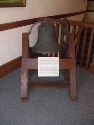 The Sheffield Bell No.19 image. Click for full size.