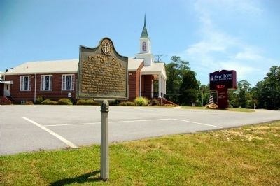 Battle of New Hope Church Marker Photo, Click for full size