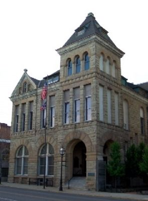 Mansfield Memorial Museum (Former Soldiers and Sailors Memorial Hall) image. Click for full size.