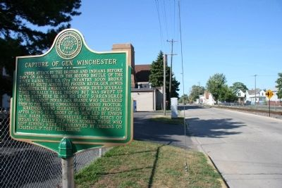Capture of Gen. Winchester Marker image. Click for full size.
