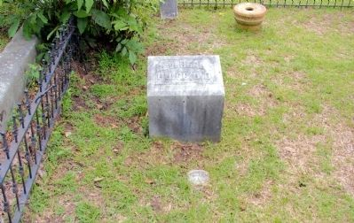 Rev. Henry Quigg, D.D. Grave image. Click for full size.
