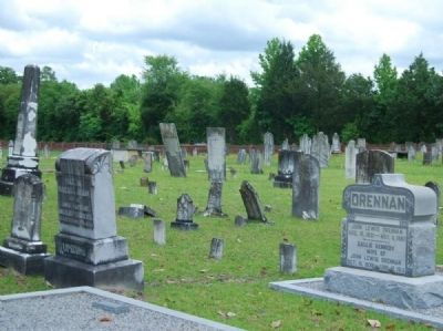 Cedar Springs A.R.P. Church Cemetery image. Click for full size.
