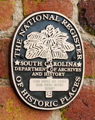 National Register Medallion -<br>Listed in the National Register March 25, 1982 image. Click for full size.