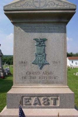 East Huntingdon Soldiers Monument image. Click for full size.