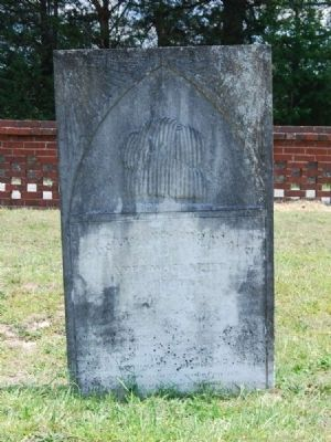 James W. Frazier Tombstone -<br>Builder of the Frazier-Pressly House image. Click for full size.