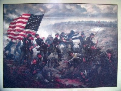 <i>Even To Hell Itself</i>, The Battle of North Anna Photo, Click for full size
