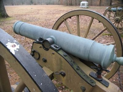 12-pdr Field Howitzer image. Click for full size.